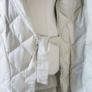 Aeolus Jackets & Coats - Aeolus Quilted Down Puffer Coat L